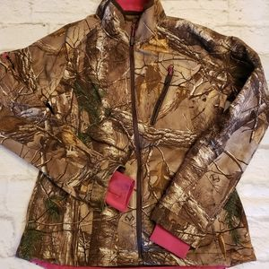 Women's Medium REALTREE Jacket/Coat